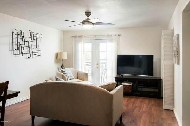 3314 N 68th Street #206, Scottsdale, AZ 85251 (MLS #6104318) :: Balboa Realty