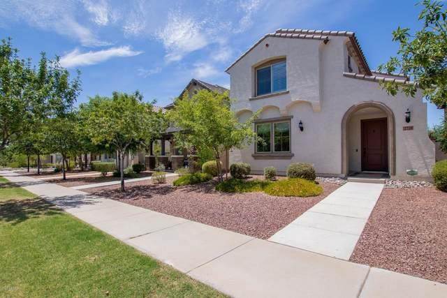 2720 N Heritage Street, Buckeye, AZ 85396 (MLS #6104460) :: The W Group