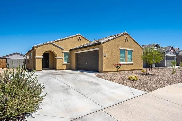 932 W Kachina Drive, Coolidge, AZ 85128 (MLS #6104462) :: Klaus Team Real Estate Solutions
