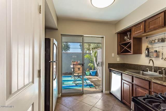 7141 N 16TH Street #4, Phoenix, AZ 85020 (MLS #6104479) :: Long Realty West Valley