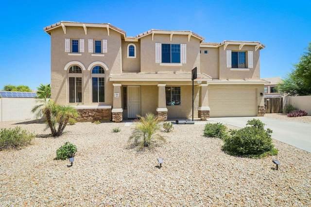 13563 W Gelding Drive, Surprise, AZ 85379 (MLS #6104497) :: Klaus Team Real Estate Solutions