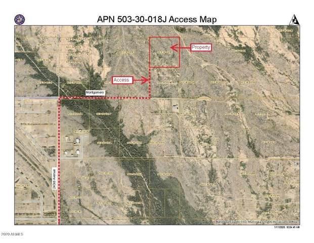 30800 N 239th Avenue, Wittmann, AZ 85361 (MLS #6104633) :: Brett Tanner Home Selling Team