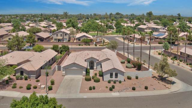 5410 W Bryce Lane, Glendale, AZ 85301 (MLS #6104657) :: The Helping Hands Team
