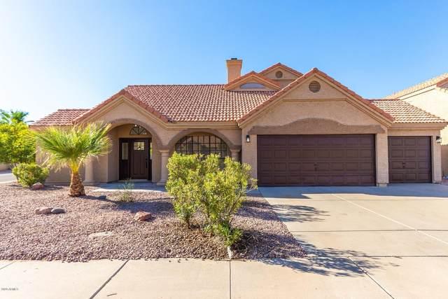 3906 E Tanglewood Drive, Phoenix, AZ 85048 (MLS #6104674) :: Yost Realty Group at RE/MAX Casa Grande