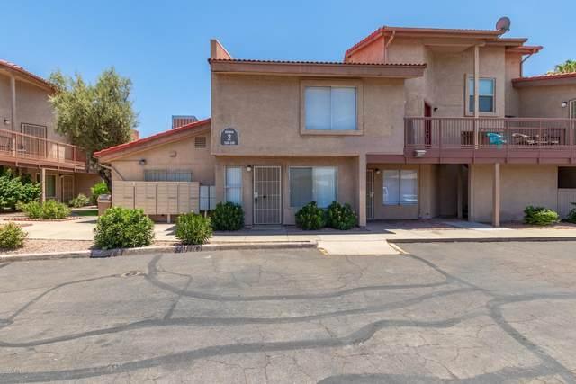 4828 W Orangewood Avenue #109, Glendale, AZ 85301 (MLS #6104721) :: Klaus Team Real Estate Solutions