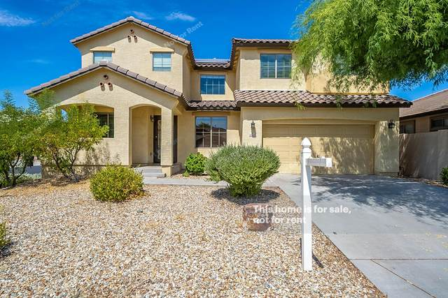 15478 N 181ST Avenue, Surprise, AZ 85388 (MLS #6104877) :: The Laughton Team