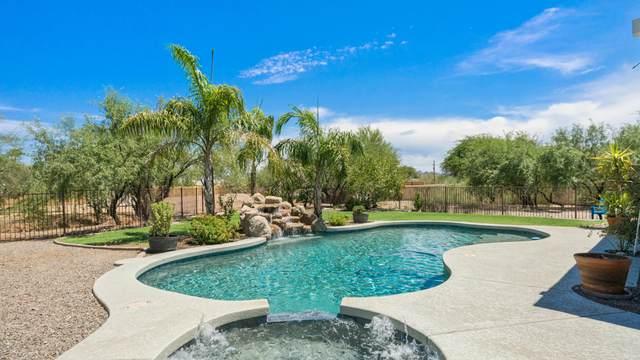36010 N 10TH Street, Phoenix, AZ 85086 (MLS #6104918) :: The Laughton Team