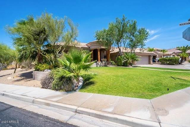 108 E Amberwood Drive, Phoenix, AZ 85048 (MLS #6104964) :: Yost Realty Group at RE/MAX Casa Grande