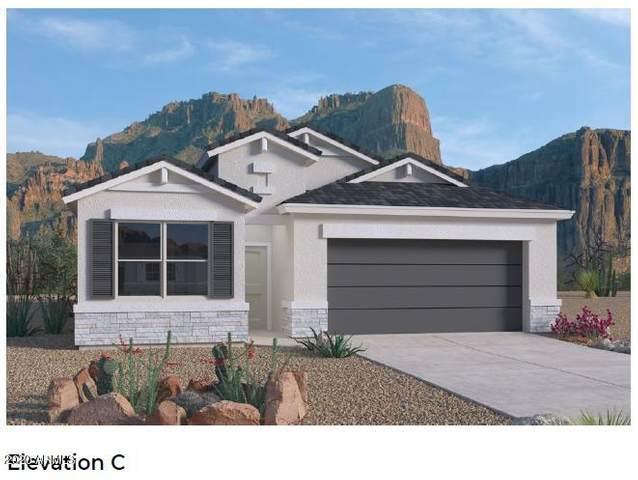 3323 S 77TH Lane, Phoenix, AZ 85043 (MLS #6104969) :: Klaus Team Real Estate Solutions