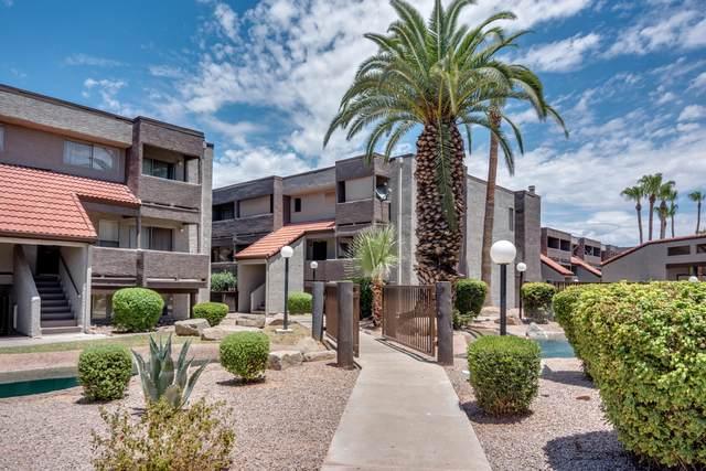 1645 W Baseline Road #1040, Mesa, AZ 85202 (MLS #6105131) :: Brett Tanner Home Selling Team