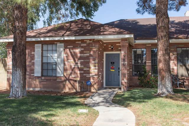 980 E Park Avenue, Gilbert, AZ 85234 (MLS #6105161) :: Lux Home Group at  Keller Williams Realty Phoenix