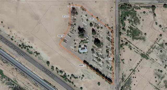3410 N Estrella Road, Eloy, AZ 85131 (MLS #6105180) :: Yost Realty Group at RE/MAX Casa Grande