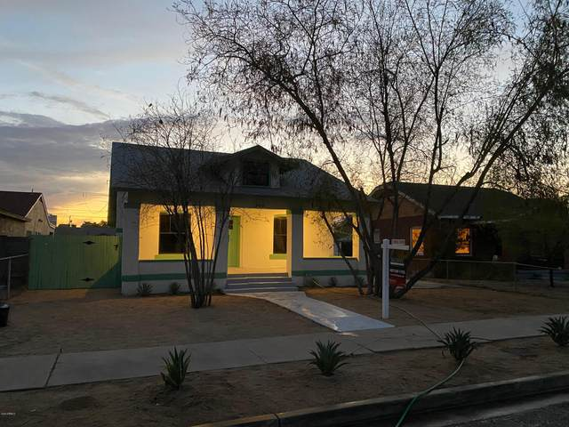 346 N 15TH Street, Phoenix, AZ 85006 (MLS #6105205) :: Devor Real Estate Associates