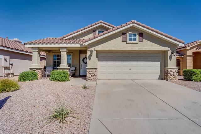 19823 N 33RD Street, Phoenix, AZ 85050 (MLS #6105229) :: Klaus Team Real Estate Solutions