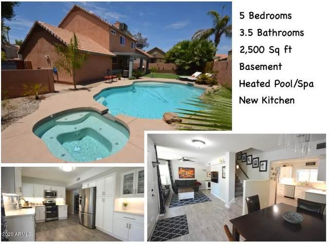 15813 S 43RD Street, Phoenix, AZ 85048 (MLS #6105269) :: Yost Realty Group at RE/MAX Casa Grande