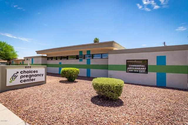 605 E Broadway Road, Tempe, AZ 85282 (MLS #6105302) :: Brett Tanner Home Selling Team