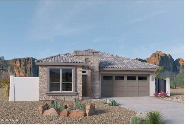 8863 S 165TH Avenue, Goodyear, AZ 85338 (MLS #6105322) :: Openshaw Real Estate Group in partnership with The Jesse Herfel Real Estate Group