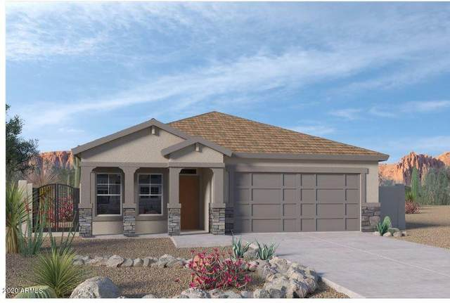 8881 S 165TH Avenue, Goodyear, AZ 85338 (MLS #6105352) :: Lucido Agency