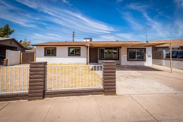 2120 N 48TH Drive, Phoenix, AZ 85035 (MLS #6105360) :: Arizona Home Group