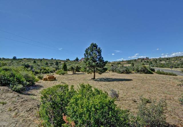 18092 S Henry Coe Road, Peeples Valley, AZ 86332 (MLS #6105478) :: Long Realty West Valley