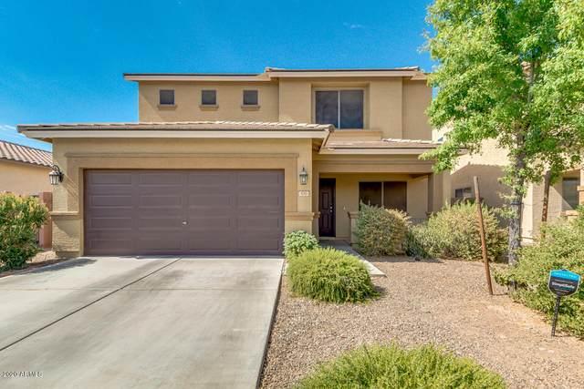 830 W Trellis Road, San Tan Valley, AZ 85140 (MLS #6105485) :: Klaus Team Real Estate Solutions