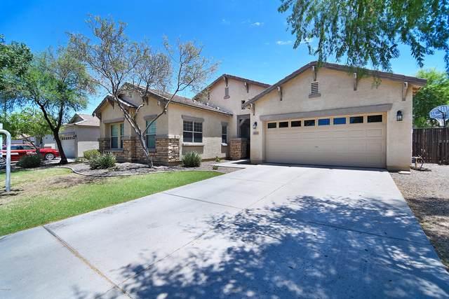 6283 S Banning Street, Gilbert, AZ 85298 (MLS #6105515) :: Keller Williams Realty Phoenix