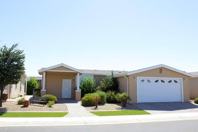 11201 N El Mirage Road F149, El Mirage, AZ 85335 (MLS #6105540) :: Yost Realty Group at RE/MAX Casa Grande