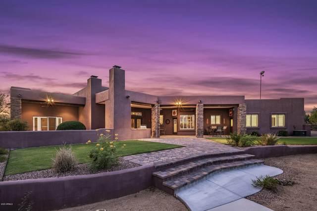 5971 E Quail Track Drive, Scottsdale, AZ 85266 (MLS #6105550) :: The Daniel Montez Real Estate Group