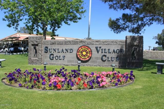 4328 E Capri Avenue #170, Mesa, AZ 85206 (MLS #6105552) :: Klaus Team Real Estate Solutions