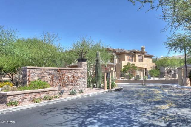 16800 E El Lago Boulevard #2048, Fountain Hills, AZ 85268 (MLS #6105560) :: Brett Tanner Home Selling Team