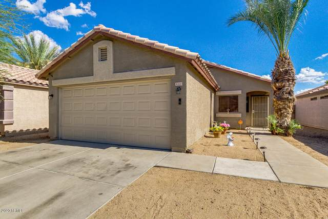 8323 W Highland Avenue, Phoenix, AZ 85037 (MLS #6105574) :: Klaus Team Real Estate Solutions