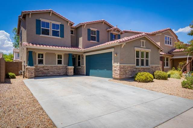 26798 N 175TH Lane, Surprise, AZ 85387 (MLS #6105614) :: The Laughton Team