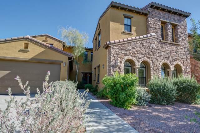 20750 N 87TH Street #1104, Scottsdale, AZ 85255 (MLS #6105631) :: Conway Real Estate