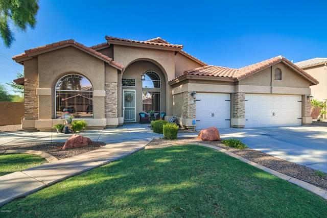 2016 E Victor Road, Gilbert, AZ 85296 (MLS #6105717) :: Lux Home Group at  Keller Williams Realty Phoenix