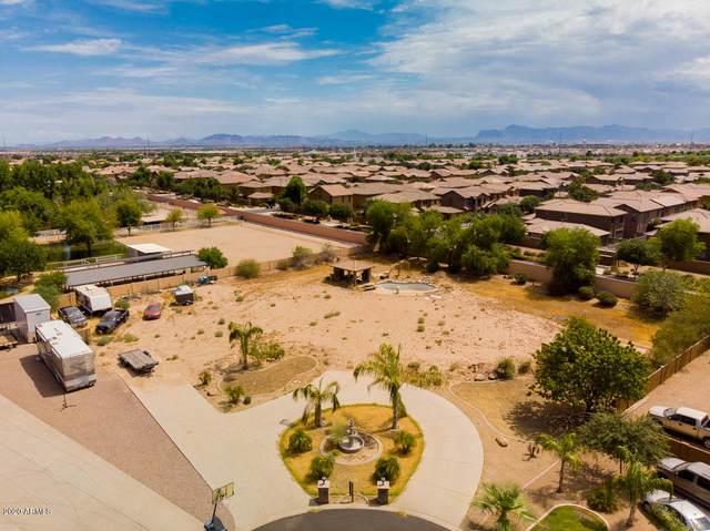 3772 E Pecos Road, Gilbert, AZ 85295 (MLS #6105727) :: Klaus Team Real Estate Solutions