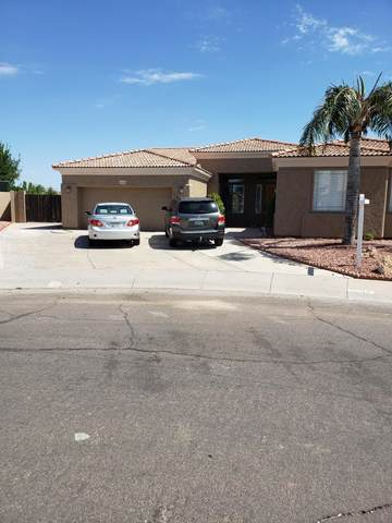 11014 W Alvarado Road, Avondale, AZ 85392 (MLS #6105747) :: Brett Tanner Home Selling Team