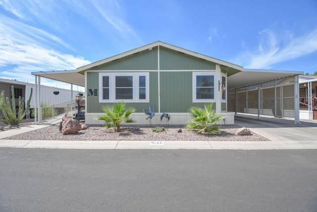450 W Sunwest Drive #66, Casa Grande, AZ 85122 (MLS #6105753) :: Brett Tanner Home Selling Team