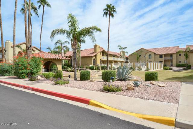 11011 N 92ND Street #1070, Scottsdale, AZ 85260 (MLS #6105758) :: Balboa Realty