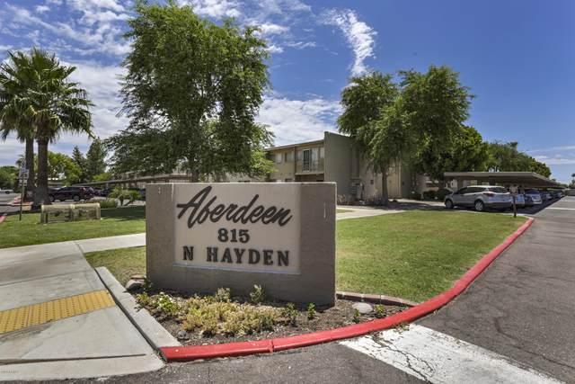 815 N Hayden Road D208, Scottsdale, AZ 85257 (MLS #6105802) :: Selling AZ Homes Team