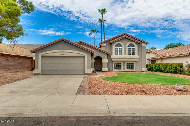 302 N Westport Drive, Gilbert, AZ 85234 (MLS #6105806) :: Klaus Team Real Estate Solutions