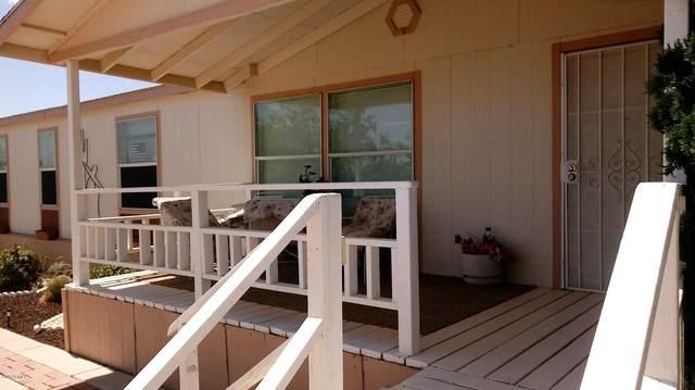 14351 N Pierce Ferry Road, Dolan Springs, AZ 86441 (MLS #6105821) :: Brett Tanner Home Selling Team