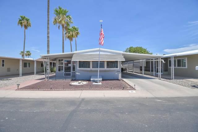 2100 N Trekell Road #211, Casa Grande, AZ 85122 (MLS #6105843) :: Brett Tanner Home Selling Team
