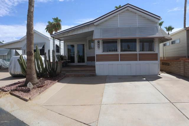 1440 S Zuni Drive, Apache Junction, AZ 85119 (MLS #6105849) :: My Home Group