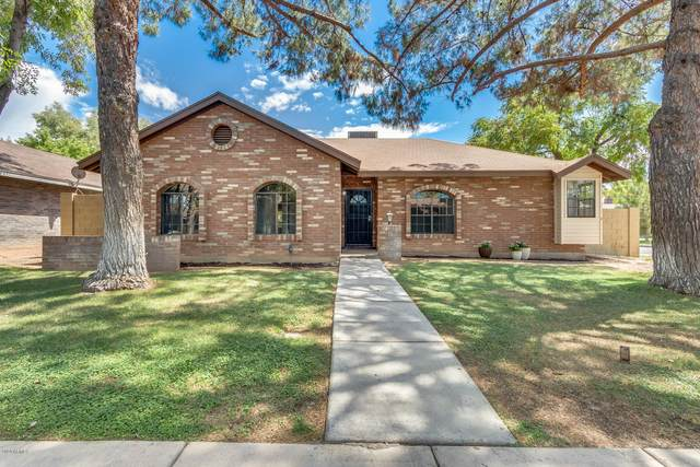 815 E Page Street, Gilbert, AZ 85234 (MLS #6105858) :: Lux Home Group at  Keller Williams Realty Phoenix