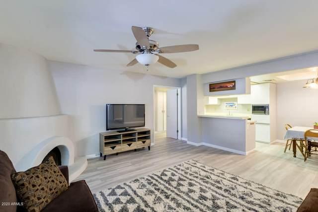 7557 N Dreamy Draw Drive #204, Phoenix, AZ 85020 (MLS #6105870) :: Conway Real Estate