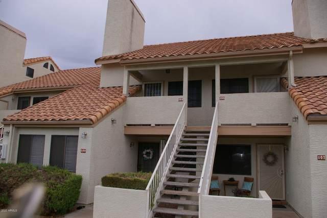 19820 N 13TH Avenue #209, Phoenix, AZ 85027 (MLS #6106045) :: Brett Tanner Home Selling Team