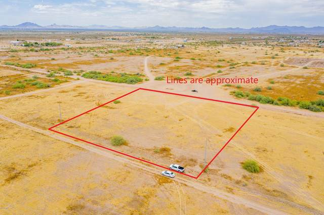 37220 W Buchanan Avenue, Tonopah, AZ 85354 (MLS #6106067) :: The J Group Real Estate | eXp Realty