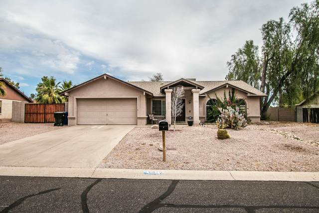 6463 E Julep Street, Mesa, AZ 85205 (MLS #6106069) :: Arizona Home Group