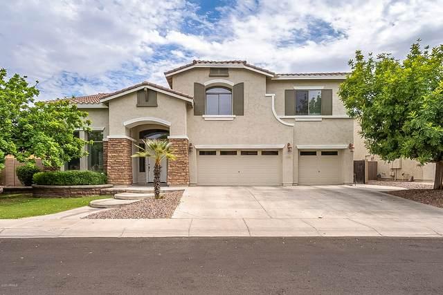 1799 E Kaibab Drive, Chandler, AZ 85249 (MLS #6106098) :: Klaus Team Real Estate Solutions