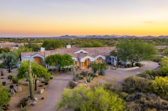9010 E Hackamore Drive, Scottsdale, AZ 85255 (MLS #6106145) :: Devor Real Estate Associates